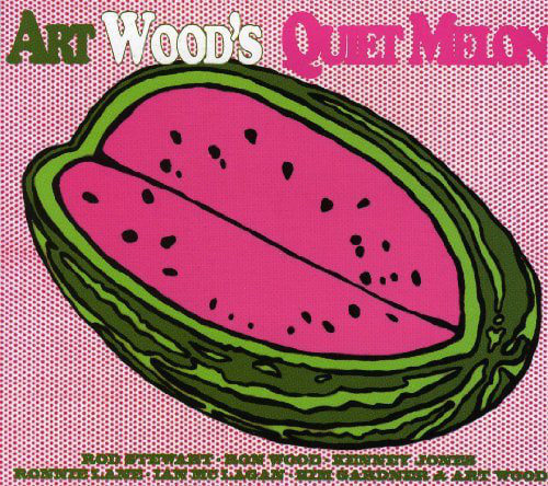 Art Wood's Quiet Melon, with Ronnie Lane