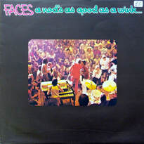 Faces - A Nod's As Good As A Wink... To A Blind Horse 1971, album front cover