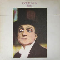 Faces - Ooh La La 1973, album front cover