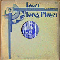 Face - Long Player 1971, album front cover