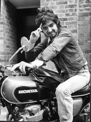 Ronnie Lane early 1970s - Slim Chance era