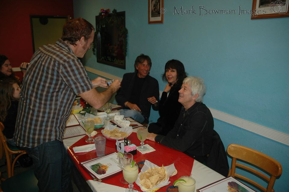 Mark Bowman Images - Bruce Duval George Reiff JoRae Di Menno and Ian McLagan 2