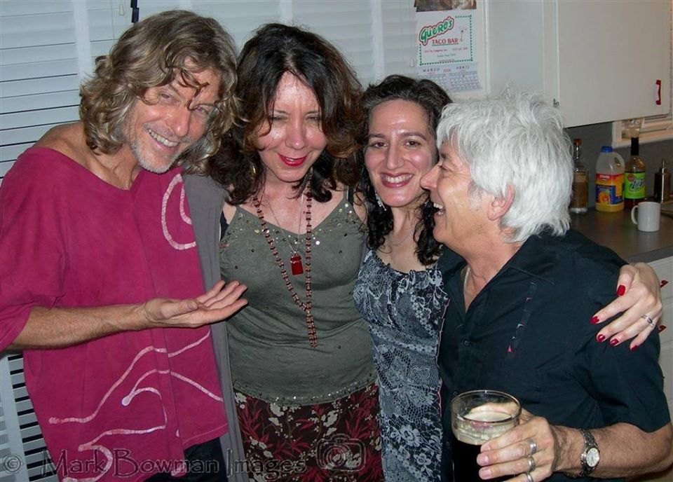 Mark Bowman Images- Ian McLagan and Friends The Passing Show Premier April 1 2006 2