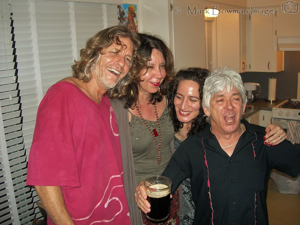 Mark Bowman Images- Ian McLagan and Friends The Passing Show Premier April 1 2006