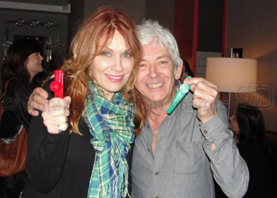 Nancy Wilson and Ian McLagan ACL Theater Austin Texas 2011