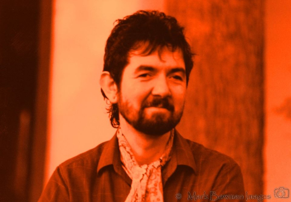 Mark Bowman Images- Ronnie Lane A Portrait Austin 1986