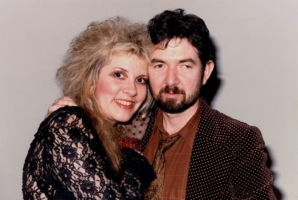 Mark Bowman Photography- Stevie Nicks and Ronnie Lane Austin Texas 1986