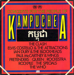 Concerts for the People of Kampuchea 1979 (1980) Ronnie Lane Rockestra appearance