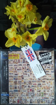 British Daffodils and Ronnie Lane Pete Townshend Rough Mix 1977 CD