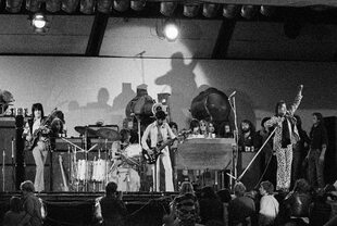 Faces Oval London September 18 1971 On Stage 1