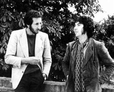 Ronnie Lane and Pete Townshend Rough Mix Album 1977 -photo 1