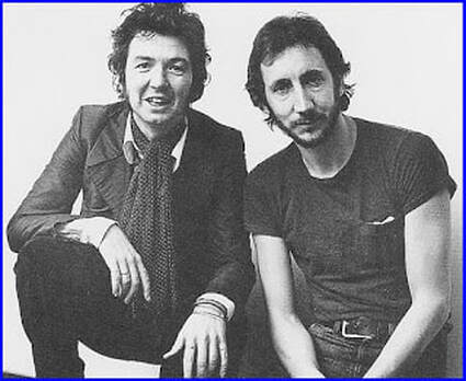 Ronnie Lane and Pete Townshend Rough Mix Album 1977 -photo 3