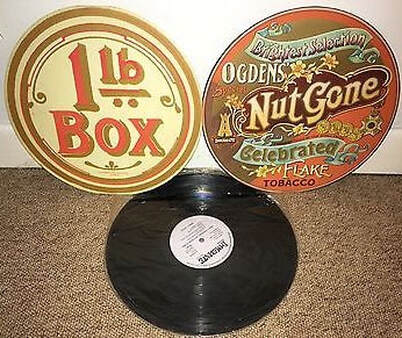 SMALL FACES - Ogdens Nut Gone Flake LP 1968 UK 1st Press