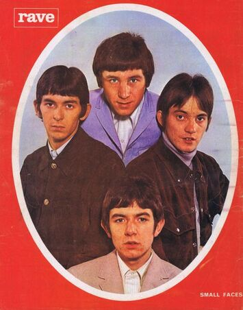 Small Faces Rave Magazine 1966