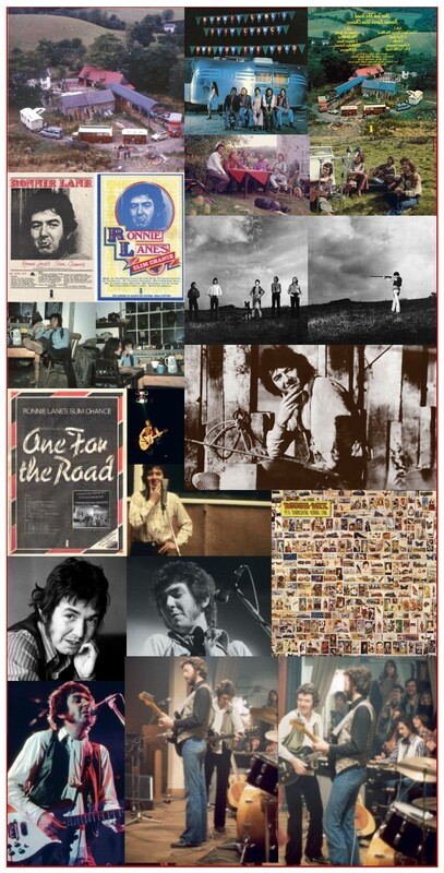 Ronnie Lane Just For A Moment 2019 liner notes photos pg 2