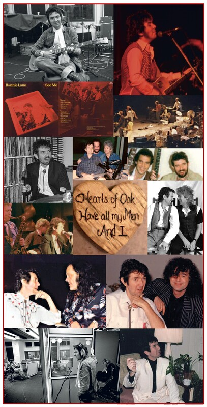 Ronnie Lane Just For A Moment 2019 liner notes photos pg 3